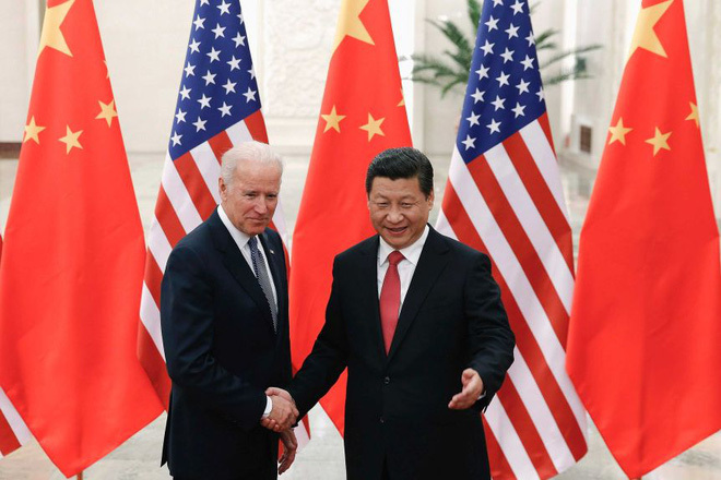 """Không cho phép TQ vượt Mỹ: Ông Biden đã chuẩn bị đòn đánh """"cực thấm"""" khiến Bắc Kinh khó gượng dậy?"""