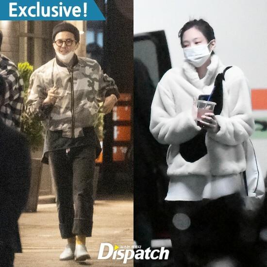 Công ty chủ quản chính thức lên tiếng trước thông tin G Dragon và Jennie hẹn hò