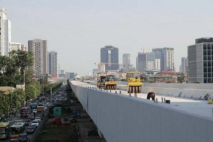 Nhiều dự án cấp quốc gia được khởi công năm 2021
