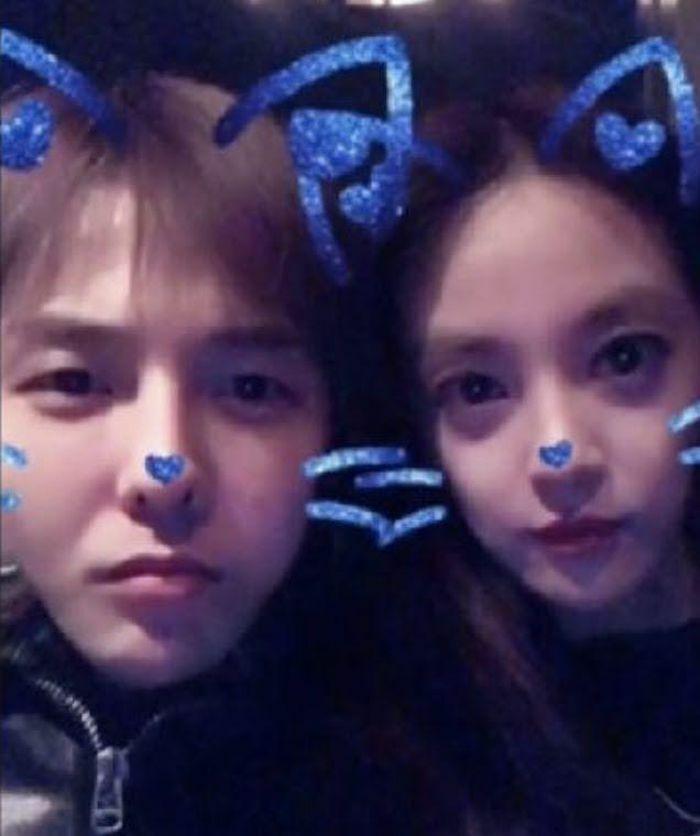 """Sau tin đồn hẹn hò của G-Dragon và Jennie, """"tình cũ"""" nhà trai có động thái đáng ngờ"""