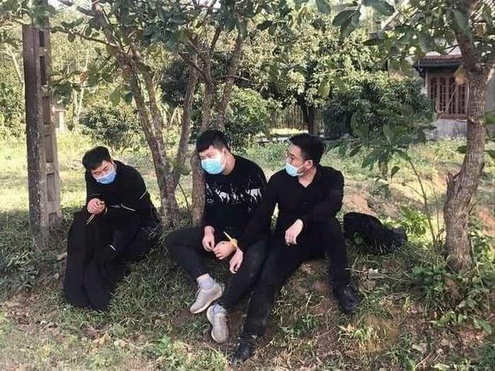 """Lời khai ban đầu của nhóm người Trung Quốc bỏ chạy sau cuộc gọi """"khẩn"""""""