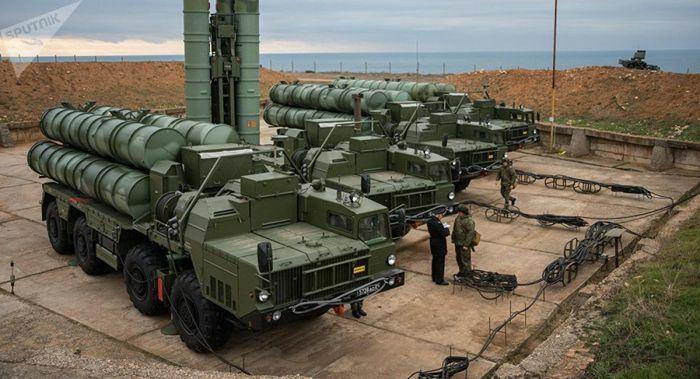 Mỹ nhắc Ấn Độ từ bỏ thương vụ tên lửa S-400 với Nga
