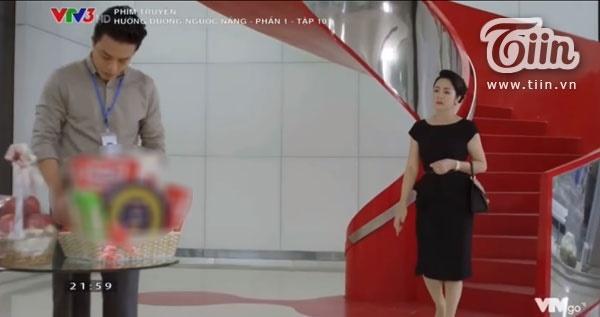 'Hướng dương ngược nắng' khiến khán giả bức xúc vì quảng cáo lộ liễu