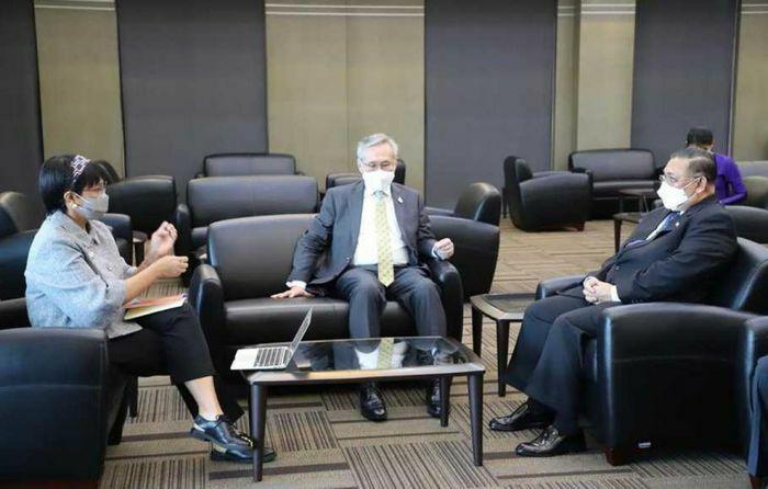 Indonesia nỗ lực liên lạc với các bên để tìm kiếm giải pháp cho vấn đề Myanmar