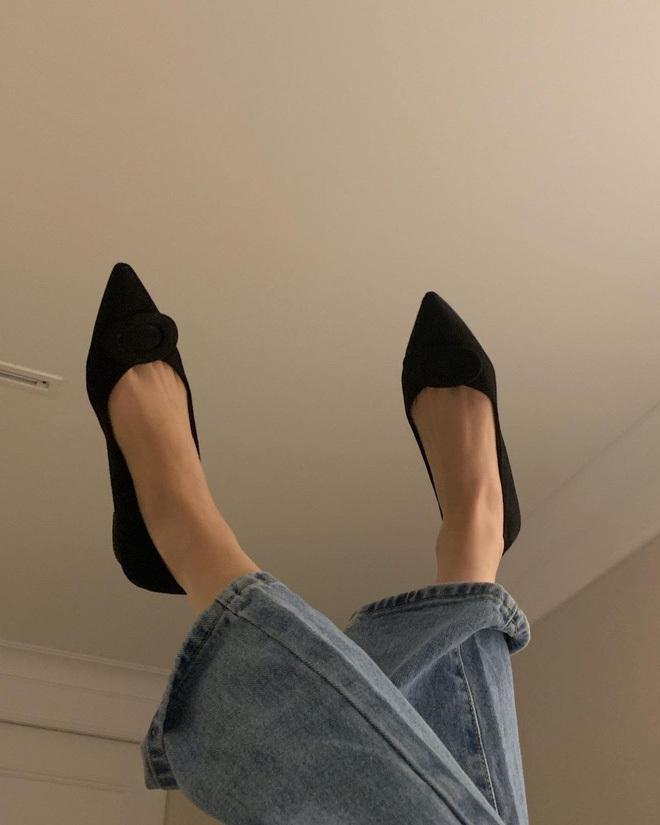 """Nàng """"nấm lùn"""" thích giày đế bệt hãy nhớ tới 4 nguyên tắc này, đảm bảo giúp hack chiều cao đáng nể cho mà xem!"""
