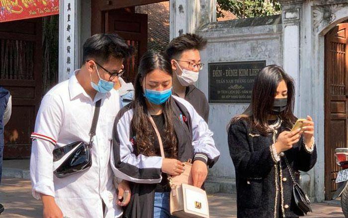 Hà Nội: Thực hiện nghiêm quy định phòng dịch tại các đình, đền, chùa