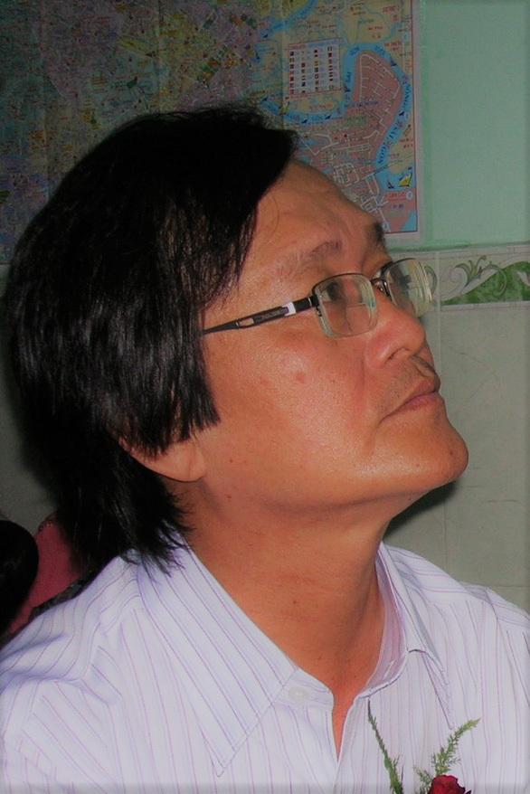 Nhà thơ Đoàn Vị Thượng từ biệt văn đàn ở tuổi 63