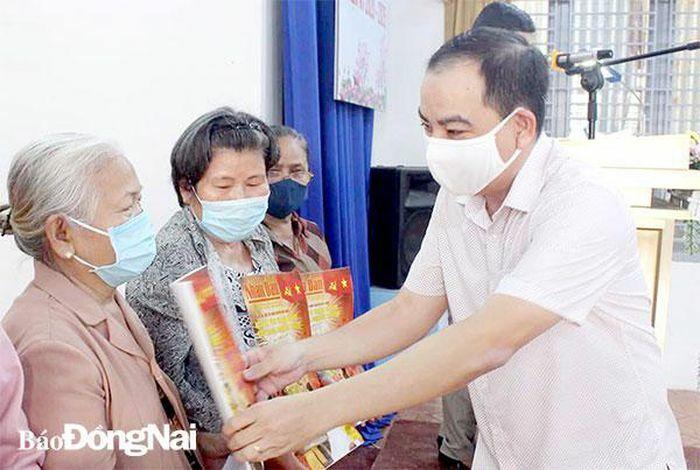 TP.Biên Hòa: Tích cực chăm lo Tết cho nhân dân