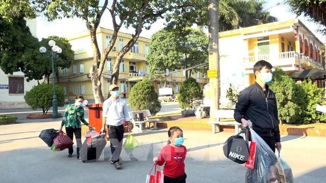 Giải thể Bệnh viện dã chiến số 1 ở Chí Linh – Hải Dương