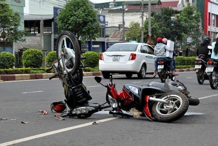26 người thương vong do tai nạn giao thông trong ngày mùng 2 Tết
