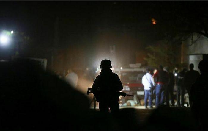 Xả súng ở miền Tây Mexico, 13 người thương vong