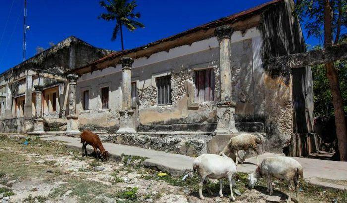 Ghé thăm những thị trấn ma nổi tiếng ở châu Phi