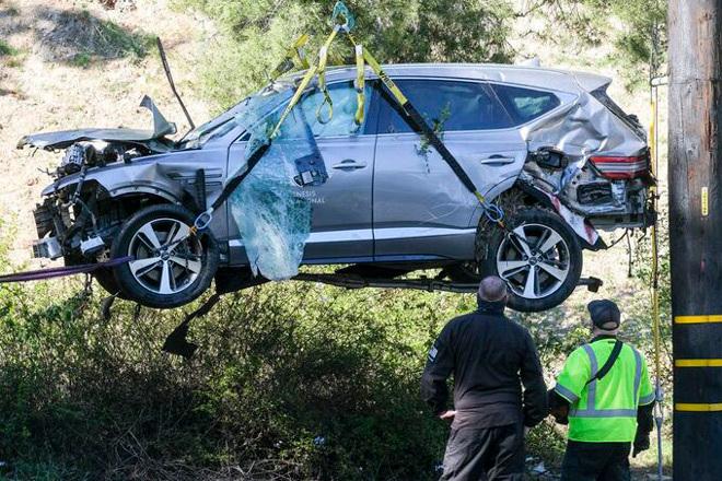 Tiger Woods tuyệt vọng sau tai nạn nghiêm trọng: Không thể kết thúc thế này
