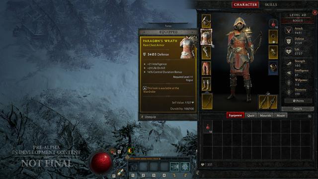 [Chính thức] Diablo IV hé lộ lớp nhân vật mới – Rogue