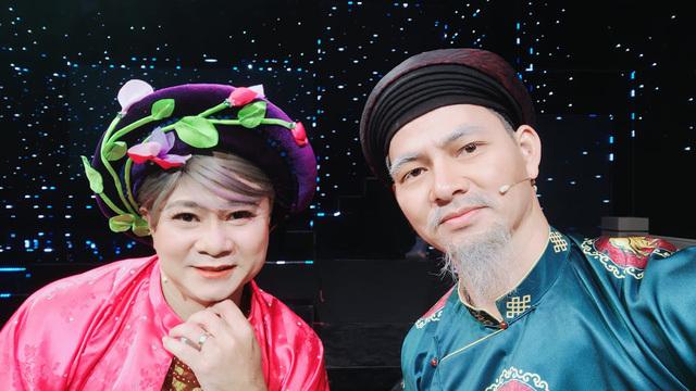 Dàn nghệ sĩ Táo Quân kêu gọi khán giả thực hiện thông điệp 5K của Bộ Y tế - ảnh 1