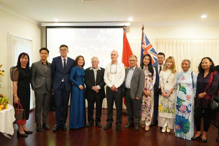 Đại sứ quán Việt Nam tại Australia tổ chức Tết cộng đồng mừng Xuân Tân Sửu