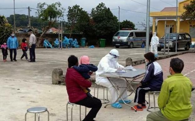 Tối Mùng 1 Tết, Hà Nội và Bắc Ninh ghi nhận ca nhiễm COVID-19 mới