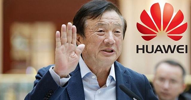 CEO Nhậm Chính Phi tự tin về khả năng sống sót của Huawei