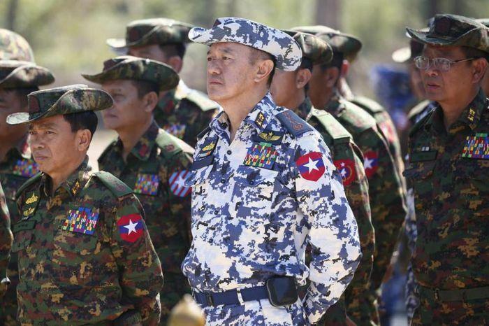 """Mỹ trừng phạt 2 tướng Myanmar liên quan vụ chính biến, cảnh cáo tăng """"đòn"""""""