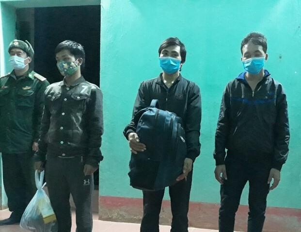 Thanh Hóa: Phát hiện 3 người nhập cảnh trái phép từ Lào, trốn cách ly