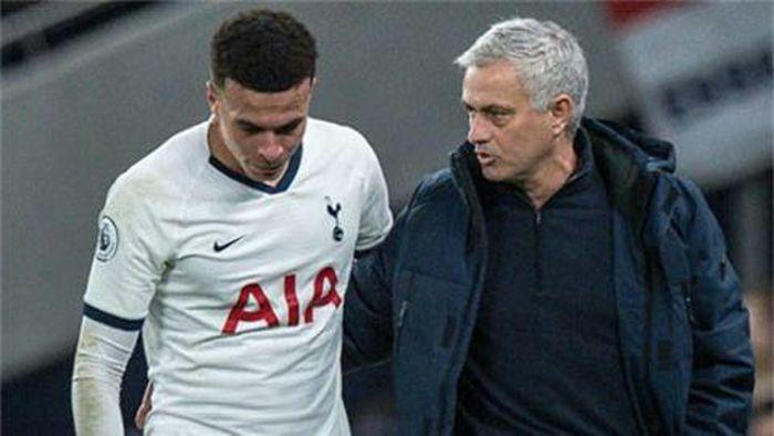 Mourinho bị fan Tottenham chế giễu sau siêu phẩm của Alli