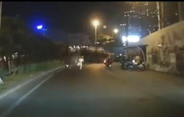 """Thông tin mới nhất vụ CSGT TPHCM """"đạp thanh niên ngã xe"""""""