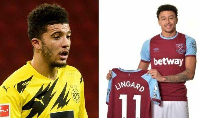 Chuyển nhượng cầu thủ Man Utd hôm nay (1/2): Chốt sổ kỳ chuyển nhượng mùa Đông 2021, hướng tới mục tiêu Jadon Sancho