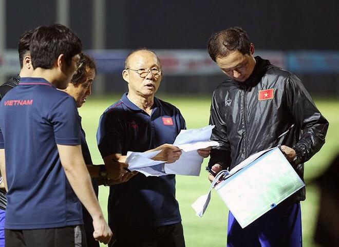 Thầy trò Park Hang-seo hội quân vào tháng 5