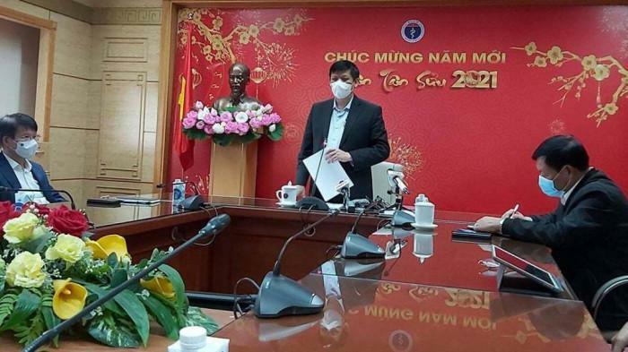 Bộ trưởng Y tế: Ổ dịch Hải Dương vẫn phức tạp, khác với Đà Nẵng