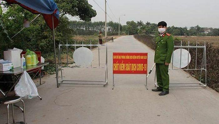 Bí thư và Chủ tịch huyện Kim Thành (Hải Dương) bị phê bình vì lơ là chống dịch