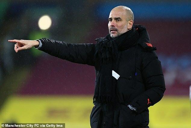 Man City thắng 13 trận liền, Pep vẫn chưa thỏa mãn