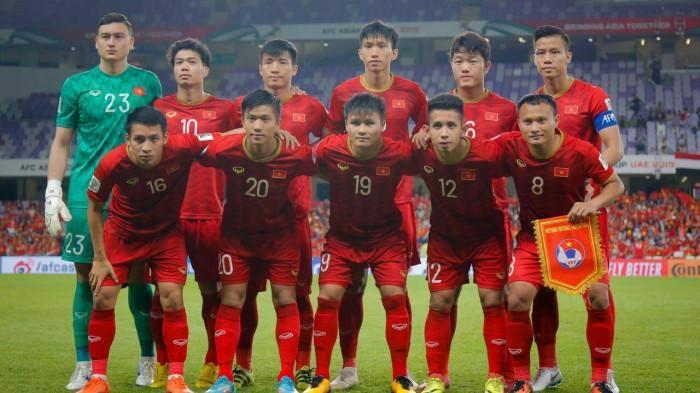 Lịch thi đấu mới nhất của đội tuyển Việt Nam tại vòng loại World Cup
