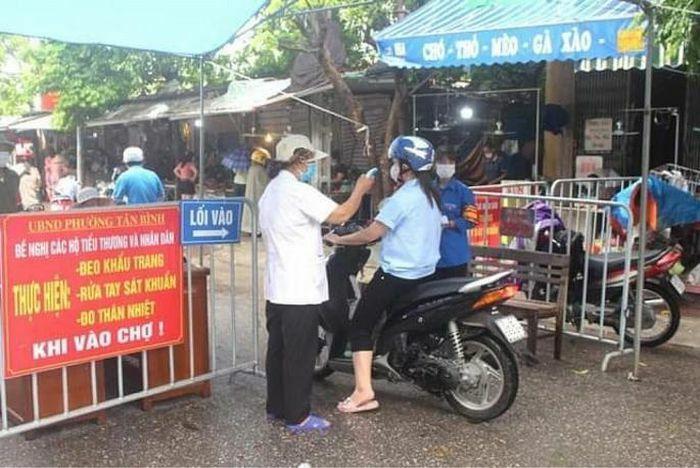 Hà Nội: Nữ nhân viên công ty Mitsui dương tính với SARS-CoV-2