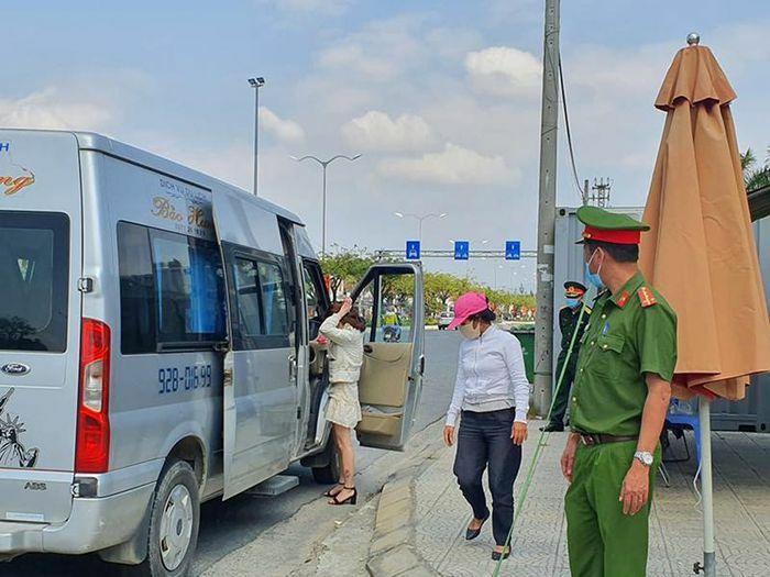 """Đà Nẵng xử phạt nam công nhân đến từ vùng dịch Hải Dương """"trốn"""" xét nghiệm"""