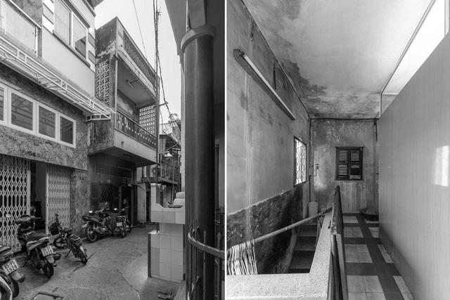 """Nhà 50 tuổi cũ kỹ lột xác thành không gian sống """"vạn người mê"""" ở Sài Gòn"""