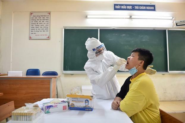 Tối mùng 4 Tết, Việt Nam ghi nhận thêm 40 ca nhiễm COVID-19