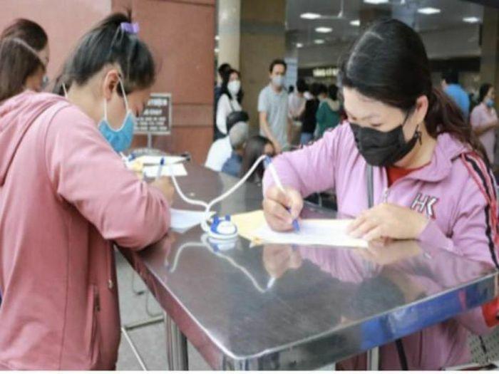 Trách nhiệm đối với xã hội khi khai báo y tế tại các bệnh viện