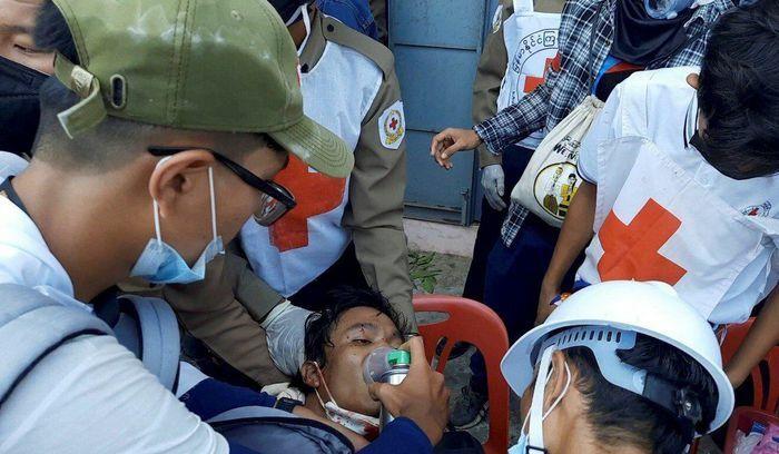 Thêm 2 người biểu tình Myanmar thiệt mạng