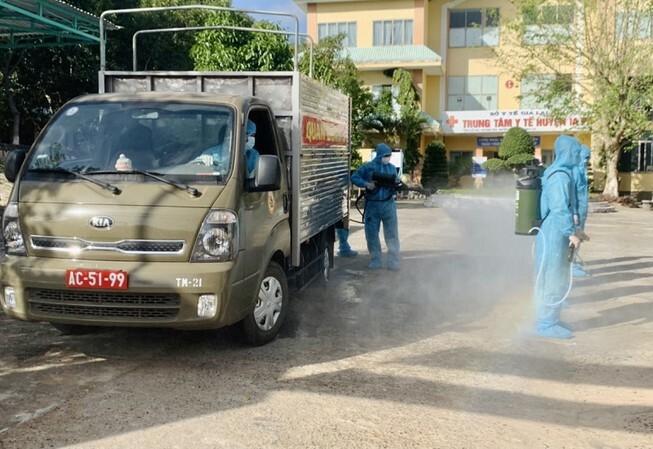 Bộ Y tế lập Đoàn công tác phòng chống COVID-19 ứng phó tại Gia Lai