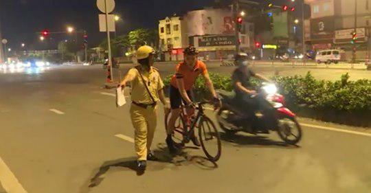 Điều khiển xe đạp điện vi phạm nồng độ cồn bị phạt bao nhiêu tiền?