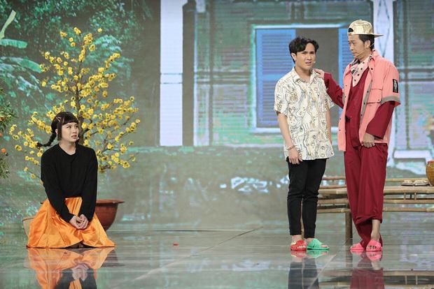 NS Hoài Linh bất ngờ hóa rapper Binz, trở lại màn ảnh nhỏ trong đêm Giao thừa Tết Tân Sửu