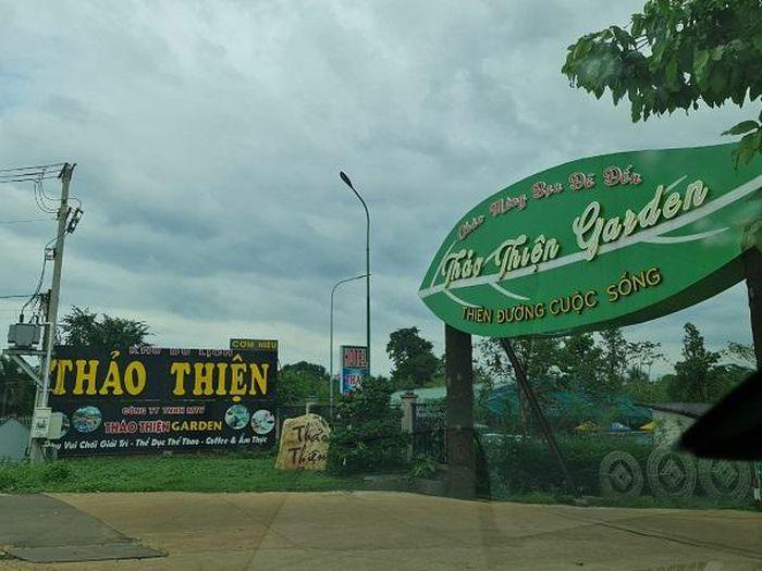 Đồng Nai: Khu du lịch Thảo Thiện xây dựng trái phép trên đất nông nghiệp?