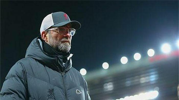 HLV Klopp nói gì khi Liverpool thua trận thứ 4 liên tiếp?
