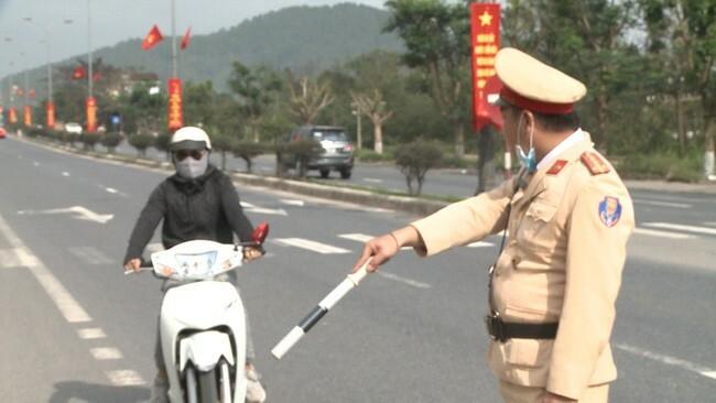 Thừa Thiên Huế: Chỉ xảy ra 3 vụ va chạm giao thông dịp Tết Nguyên đán 2021