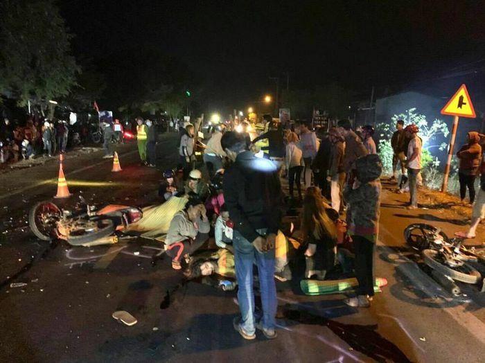 Tình hình giao thông ngày mùng 4 Tết: 31 vụ tai nạn, 19 người tử vong
