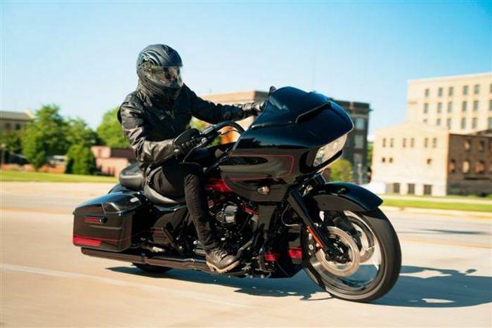 Doanh thu của hãng xe Harley-Davidson giảm mạnh trong năm 2020