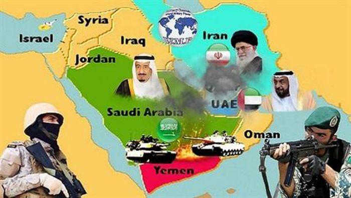 """Israel và Saudi-UAE lập """"NATO Trung Đông"""" để đấu với Iran"""