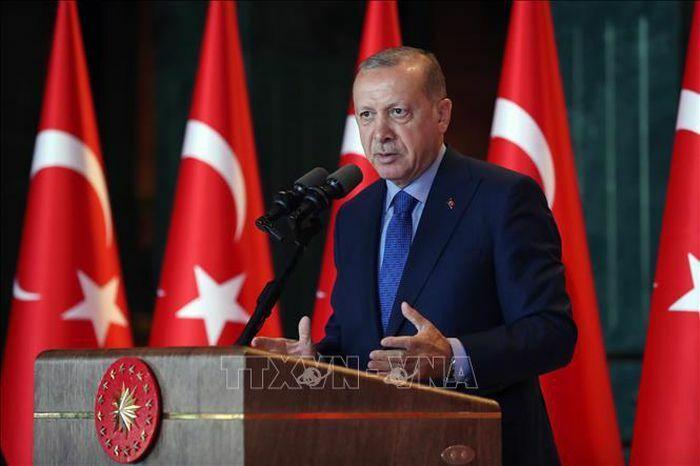 Thổ Nhĩ Kỳ muốn cải thiện quan hệ với Mỹ