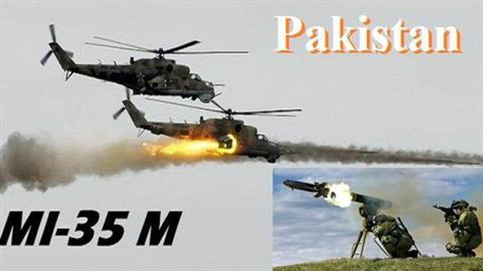 Ấn Độ-Pakistan đấu nhau bằng cách mua vũ khí Nga
