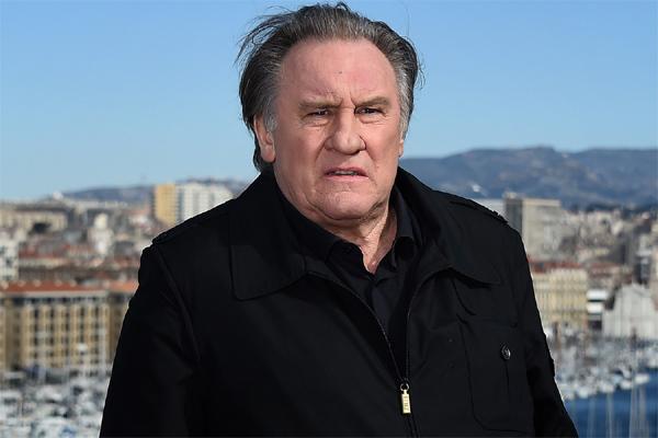 Diễn viên Gérard Depardieu bị điều tra hành vi hãm hiếp bạn diễn kém 47 tuổi